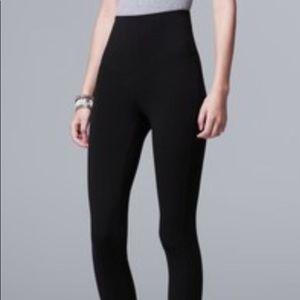 Vera wang pointe leggings